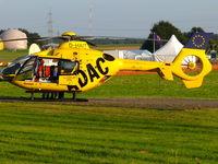 D-HAIT @ EDKA - Eurocopter EC-135T1 D-HAIT ADAC - by Alex Smit