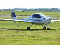 D-EWAG @ EDKA - Diamond Aircraft DV-20-A1 Katana D-EWAG Westflug Aachen - by Alex Smit