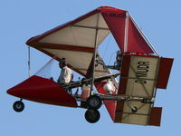 D-MUDR @ EDKA - Dewald Light Aircraft Sunny D-MUDR - by Alex Smit