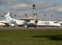 G-JEDT @ LFPG - Rolling for departure... - by Shunn311