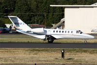 N525GT @ KBFI - KBFI (Seen here as N590PJ and currently registered N525GT as posted)