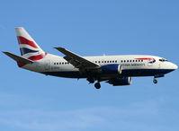 G-GFFA @ LFBO - Landing rwy 14R - by Shunn311