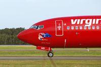 VH-VUG @ YBBN - Qantas Jasmine Tasman - by Max Riethmuller