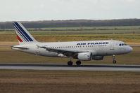 F-GRHH @ VIE - Airbus A319-111