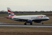 G-EUOG @ VIE - Airbus A319-131