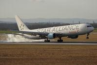 OE-LAZ @ VIE - Boeing 767-3Z9
