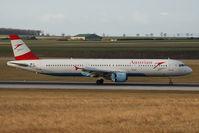 OE-LBB @ VIE - Airbus A321-111