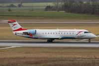 OE-LCJ @ VIE - Bombardier Inc. Canadair CL 600-2B19