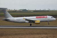 OE-LEV @ VIE - Airbus A320-214