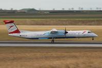 OE-LGH @ VIE - Bombardier Inc. DHC-8-402