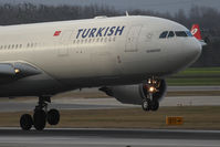 TC-JNA @ VIE - Airbus A330-203
