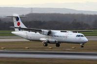 YU-ALR @ VIE - ATR-72