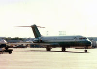 N800DM @ DFW - Dallas Mavericks DC-9 at DFW