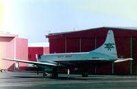 N860FW @ FTW - Kitty Hawk AIr Frieght at Meacham Field