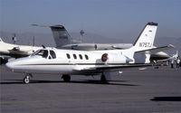 C-FNHZ @ KLAS - KLAS (Seen here as N75TJ at NBAA this airframe is now registered C-FNHZ as posted) - by Nick Dean