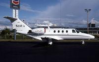 N45FJ @ KPAE - KPAE (Seen here as N44FJ this aircraft is now registered N45FJ as posted)
