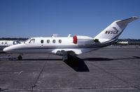 N95CK @ KBFI - KBFI (Seen here as N65CK this airframe is now registered N95CK as posted)