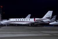 G-GEVO @ VIE - Cessna 680 Sovereign