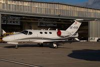 OE-FFB @ VIE - Cessna 510 Mustang