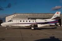 OE-GTK @ VIE - Cessna 560XL Citation Excel