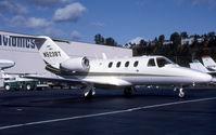 N27CJ @ KBFI - KBFI (Seen here as N 523BT this aircraft is now registered N27CJ as posted)
