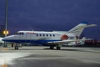 VP-BMH @ VIE - Polet Flight Bae 125