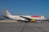OE-LEV @ VIE - Fly Niki Airbus 320
