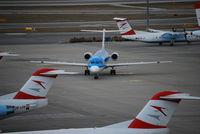 PH-KZA @ LOWW - KLM Fokker 70 - by Hannes Tenkrat