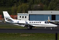 N254CB @ KBFI - KBFI (Seen here as N600ST this reg is currently on a Challenger so this frame is posted here using the prior ID N254CB for C/N accuracy)