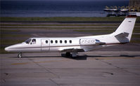 PT-OYP @ SBRJ - SBRJ (This airframe was sold to Canada and became C-GYCJ and was subsequently W/O on 12th Nov 2002 as DBR when landing at Sandspit BC with the gear up.....oops!)