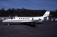 N581CM @ KBFI - KBFI (Seen here 14 years ago registered N531CM this aircraft is now registered N581CM as posted)