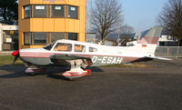 D-ESAH @ EDTF - Piper PA-28-181 Archer II - by J. Thoma