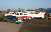 D-EKAZ @ EDTF - Piper PA-28-181 Archer III - by J. Thoma