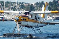 N1455T - At Lake Washingotn, Seattle, WA - by Micha Lueck