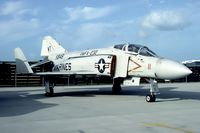 155848 @ EGDY - For the 1992 air show this FAAM Phantom was put on display. - by Joop de Groot