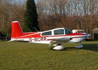 G-BCRR @ EGHP - RESIDENT AA-5 - by BIKE PILOT