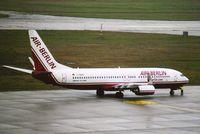 D-ABAN @ LEIPZIG - Boeing 737-86J - by Andreas Seifert