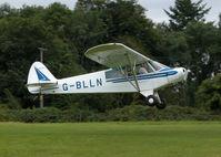G-BLLN @ EGHP - TAKING OFF FROM RWY 26 - by BIKE PILOT