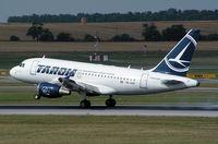 YR-ASD @ VIE - Tarom Airbus A318-111