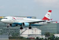 OE-LBO @ VIE - Austrian Airlines Airbus A320-214