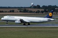 D-AIRL @ VIE - Lufthansa Airbus A321-131