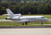 CS-DFH @ VIE - NetJets Europe Dassault Falcon 900 - by Joker767