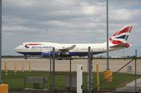 G-BNLM @ MCO - British Airways Dream Flight 747-400