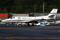 N575VP @ KBFI - KBFI (Seen here as N375QS and currently registered N575VP as posted)