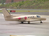 CS-AYY @ LPMA - Cessna 501 Citation I/SP at Madeira Airport - by Ingo Warnecke