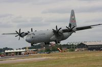 05-8157 @ EGLF - Taken at Farnborough Airshow on the Wednesday trade day, 16th July 2008 - by Steve Staunton
