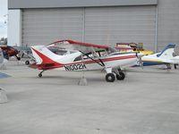 N1002H @ PANC - Airmen's Show - by Martin Prince, Jr
