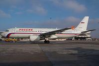 VQ-BBM @ VIE - Rossija Airbus 320