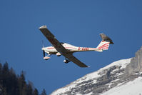 D-EOEI @ LOWI - DV-20 Katana / Flugsportzentrum Tirol