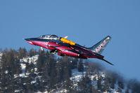 D-ICDM @ LOWI - The Flying Bulls Dassault-Breguet-Dornier Alpha Jet